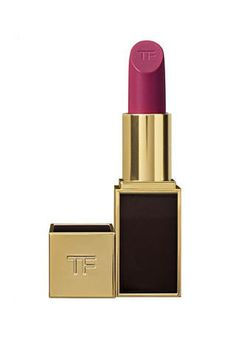 This lipstick's weighty gold-trimmed packaging, designer-embossed bullet, and lavish formula make it a triumvirate of boldness, sex appeal, and pure glamour.