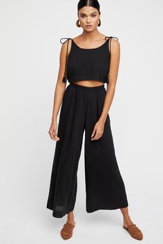 Shop our Two-Timin' Jumpsuit at FreePeople.com. Share style pics with FP Me, and read & post reviews. Free shipping worldwide - see site for details.