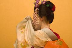 Kyomai, Maiko Makino #16 by Onihide, via Flickr