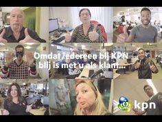 Een cadeautje voor u | KPN Bedankt | Eindejaarscampagne  #kpn #media #communication #communicate #brand #data #company #mediabrand