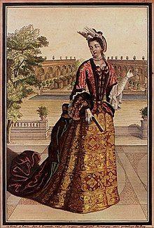 mantua gown by mariam folorunsho