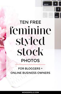 10 easy way to use styled stock photos for your blog or online business. Tips on using styled stock photos in creative ways to build your brand and market your business. Get access to styled stock photos for feminine entrepreneurs.