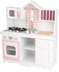KidKraft Modern Country Kitchen Set KidKraft http://www.amazon.co.uk ...