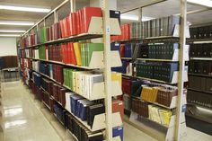 Bound Reference Books                                                                                  2nd Floor