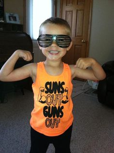 Hey, I found this really awesome Etsy listing at https://www.etsy.com/listing/184561085/kids-suns-out-guns-out-tank-top-t-shirt