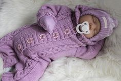 Baby knitted outfit merino jumper overall babygirl knttings wool set for baby infant hat double knitted mittens cloves newborn clothes Newborn Outfits, Merino Wool Blanket, Baby Hats, Baby Knitting, Mittens, New Baby Products, Winter Outfits, Infant Hat, Winter Hats