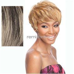 Quality Wig HH Bijou  - Color TM44 - Blend Regular Wig