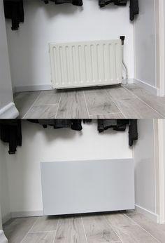 Mooi voorbeeld van onze radiator bekleding!