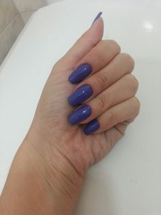 Unhas violet inmortal