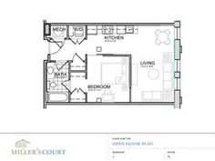 Open Floor Plans Small Home - Bing images