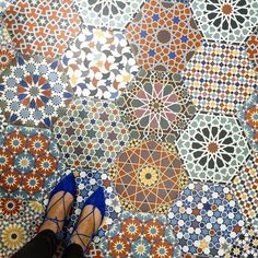 Andalusia collection from Realonda, through Tile of Spain