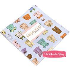 Cape Ann Layer Cake Oliver + S for Moda Fabrics