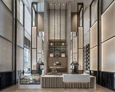 white marble floor and decor Luxury Interior, Interior Architecture, Interior Design, Lobby Design, Marble Floor, Marble Tiles, Marriott Hotels, Hotel Lobby, Lobby Bar