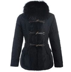 dcd285710034 Moncler Grillon Fashion Jackets Women Down Black Keep Warm