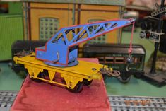 Hornby Crane Toy Trains, Real Model, Crane, Real Life, Awesome