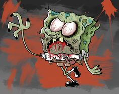 7 Best Halloween episodes of cartoon tv shows Zombie Man, Zombie Life, Zombie Vampire, Hipsters, Zombie Cartoon, Zombie Style, Zombie Apocolypse, Zombie Attack, Patrick Star