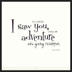 Winnie the Pooh quote!!!