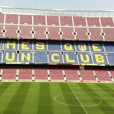 Fútbol Club Barcelona Barcelona, Soccer, Football, Club, My Love, Videos, Places, Sports, Street Football