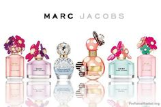 The iconic Daisy Marc Jacobs fragrance has been a sweet, floral staple since its release in 2007, and now the esteemed designer has added two new limited edition fragrances to the Daisy collection. Description from fashionindustrybroadcast.com. I searched for this on bing.com/images