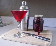 Monday Martini - Pickled Beet Martini  Uniquely yum!  www.riley-jane.com