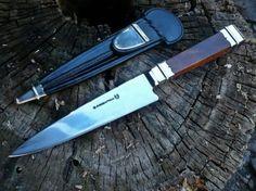 Cuchillo criollo artesanal