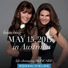 The TIME has come!! Rodan + Fields Australia will officially launch on May 14, 2017, (May 15th Sydney time)!! Let's start this amazing journey together! Message me today to learn how easy it is to start! No inventory, No deliveries, No party requirements. This is a VIRTUAL business that simply comes with a website you can utilize via phone/laptop from WHEREVER you are!! Enroll  today!!  https://www.rodanandfields.com.au/2858765