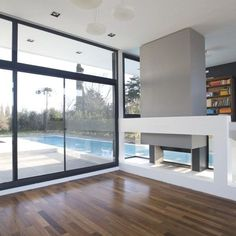 27 fotografías de diseños interiores en casas modernas (selección especial) - mundo-casas.com