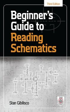 "Read ""Beginner's Guide to Reading Schematics, Third Edition"" by Stan Gibilisco available from Rakuten Kobo. Translate schematic diagrams into today's cutting-edge electronics Navigate the roadmaps of simple electronic circuits a. Electronics Projects, Electronics Basics, Simple Electronics, Hobby Electronics, Electronics Accessories, Electronic Engineering, Electrical Engineering, Electrical Wiring, Mechanical Engineering"