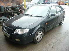 Mazda 323 i solved the problems at idle mazda 323 repairs 2002 mazda 323f gsi black sold for spares or repair mot expired no major problem fandeluxe Choice Image