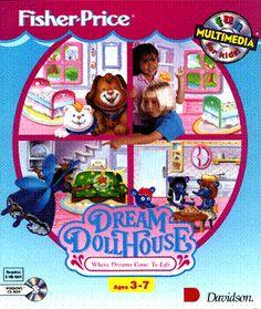 dream house computer games