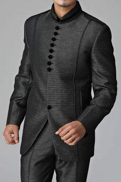 Wedding Suits New Mens IndoWestern Designer Groom Wedding Blazer Trouser Tuxedo Coat Pant Suit Wedding Dress Suit, Dress Suits, Wedding Suits, Men Dress, Wedding Groom, Wedding Dinner, Wedding Dresses, Mens Tuxedo Suits, Tuxedo For Men