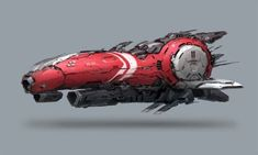 concept ships: Spaceships by J.C Park - concept ships: Spaceships by J.C Park - Arte Sci Fi, Sci Fi Art, Futuristic Cars, Futuristic Design, Futuristic Vehicles, Concept Ships, Concept Cars, Nave Star Wars, Flying Vehicles