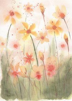 Wildflowers by Sharon Petersen 2013