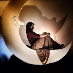 "Photobooth: ""Sulla Luna"""