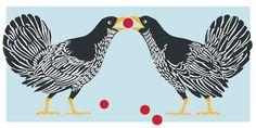 Karppi Design ::: Birds ::: illustration