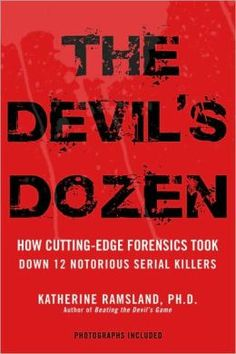 Genre: True crime, criminology, forensic science, forensic history. Mini review: A thoroughly engrossing account of the advances in forensics that enabled the law to prove their cases against 12 serial killers. The focus is on the details of the methods used to catch the killers rather than the intimate details of their crimes.