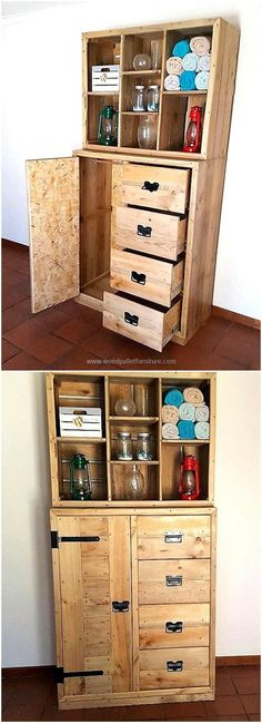Muebles con palets Pallets, Bar and Pallet projects - bar f rs wohnzimmer