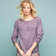 Strick-Kits | Maschenfein :: Strickblog Raglan Pullover, Flora, Knitting, Crochet, Sweaters, Rose, Fashion, Stuff Stuff, Easy Knitting Projects