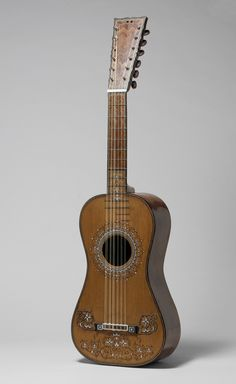 Possibly Joseph de Frías: Guitar (1992.279) | Heilbrunn Timeline of Art History | The Metropolitan Museum of Art
