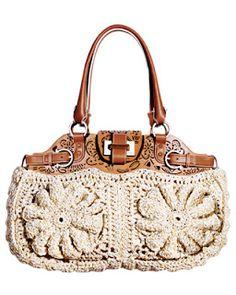 blog de decoração - Arquitrecos: Power Crochet!!! Post 01: Acessórios!!!