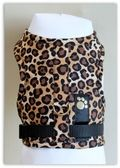 The Dachshund Shop - Harnesses - Leopard Harness
