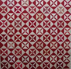 love this for red challenge Signature Block Quilt - whole Antique Quilts, Vintage Quilts, Quilting Projects, Quilting Designs, Quilting Ideas, Two Color Quilts, Signature Quilts, Red And White Quilts, Block Quilt