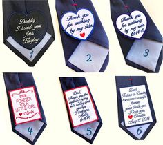 Father of the Bride Tie Patch, wedding gift for dad, Embroidered Patch for dad, Father of the Bride Fall Wedding, Our Wedding, Dream Wedding, Christmas Wedding, Wedding Things, Wedding Cards, Wedding Gifts For Parents, Gifts For Father, Wedding Gift To Husband