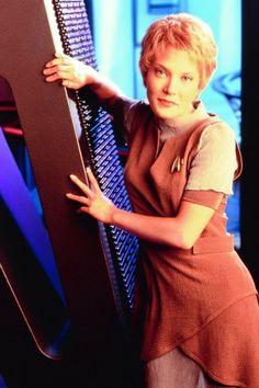 Kes - Jennifer Lien - Star Trek Voyager 1995 - 2001