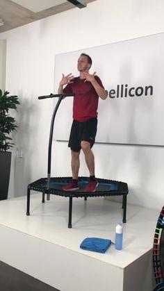 Trainingstypen und Zielvorstellungen sind vielseitig – genau wie unsere Workouts. Effektiv und mit Spaß fit bleiben, Gewicht verlieren, Muskeln stärken und Energie tanken–das ist bellicon Home! #belliconhome #bellicon #bellicon_schweiz #trampolin #springen #gesundheit #fitness #workout #hometraining #stayathome #jumping #trampoline #jumpingfitness #stayhealthy #belliconjumping #belliconhealth Boot Camp, Trampoline Workout, Fitness Inspiration, Gym Equipment, Exercise, Sports, Workout Exercises, Keep Fit, Gain Muscle