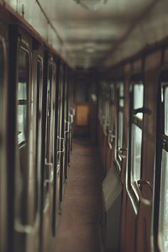 train interior (by Adrian Ganea)