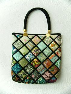 quilted bag patterns | ... Mariko Japan: New bags: Mariko's new released bags: available at AQC