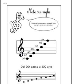 Music Math, Music Class, Teaching Music, Music Station, Teaching English, Homeschool, Notes, Reading, Primary Music