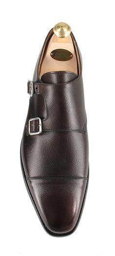 Lowndes - Dark Brown Golf Grain Men Dress, Dress Shoes, Dark Brown, Oxford Shoes, Golf, Gucci, Formal Shoes, Dressy Shoes, Mocha Brown