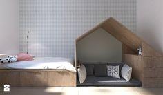Apartament _ Bydgoszcz _ 130mkw Pokój dziecka - zdjęcie od Monika Skowrońska Architekt Wnętrz